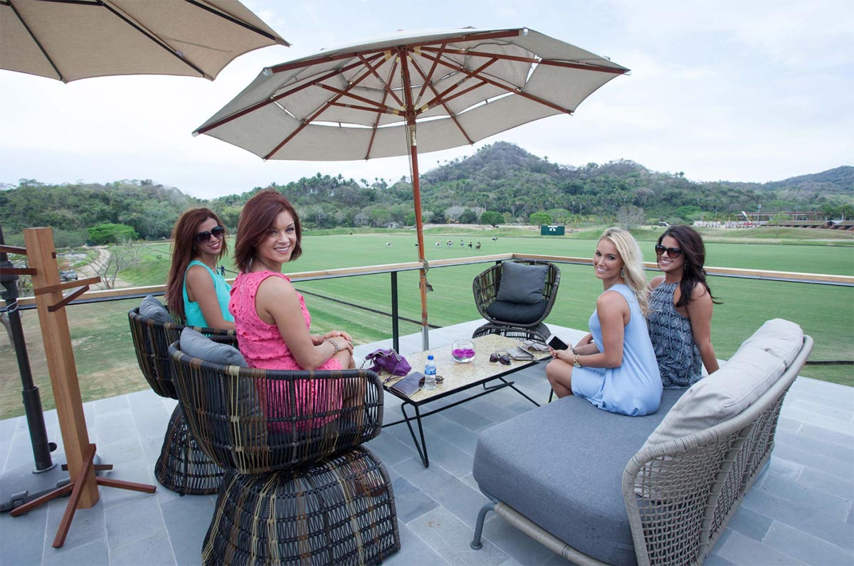 Sundays at La Patrona Polo Club