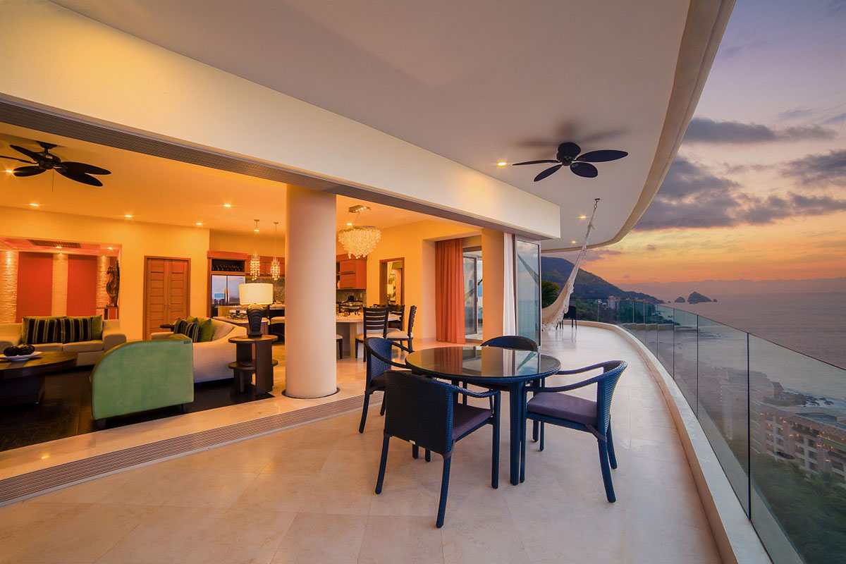 Spacious Terraces with Incredible Views