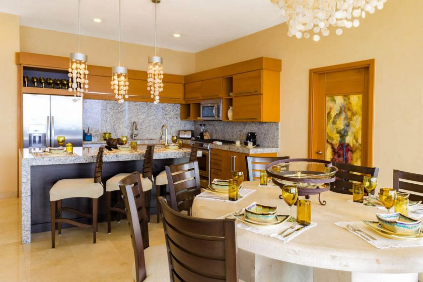 The Heart of the The Home: Kitchen