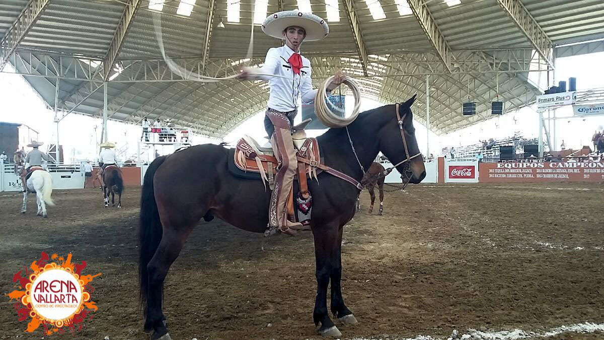 Arena Vallarta 2019 - 8th International Charro Championship