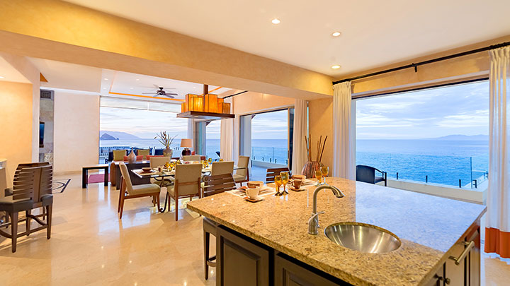Oceanfront Penthouse